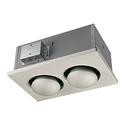 Peachy Broan 163 Bathroom Heater Home Interior And Landscaping Ologienasavecom