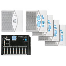 Structured Wire Intercoms