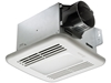 Delta GBR80LED-B Bathroom Fan Delta bathroom fans, delta fans, bathroom fan, exhaust fan, quiet bathroom fan, quiet fan, delta GBR100H