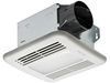 Delta ITG80LED-B Bathroom Fan Delta bathroom fans, delta fans, bathroom fan, exhaust fan, quiet bathroom fan, quiet fan, delta GBR100H