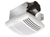 Delta GBR80L Bathroom Fan and Light Delta bathroom fans, delta fans, bathroom fan, exhaust fan, quiet bathroom fan, quiet fan, delta VFB080C4AL1