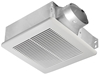 Delta SLM100 Bathroom Fan Delta bathroom fans, delta fans, bathroom fan, exhaust fan, quiet bathroom fan, quiet fan,