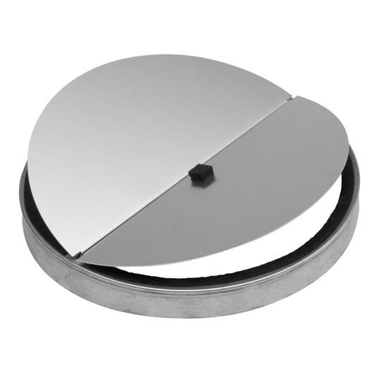 InLine Bathroom Fan Damper   Broan 421