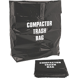 "Broan 1006 Trash Compactor Bags for 12"" models"
