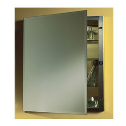 NuTone 1448 Stainless Steel-Single-Recessed