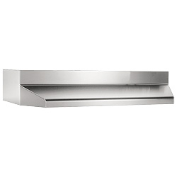 Broan 373604 36 Inch, Stainless Steel