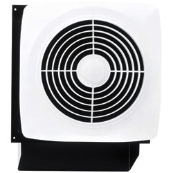"Broan 508 10"" Through Wall Exhaust Fan"