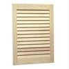 NuTone 609 Unfinished Wood-Single-Recessed