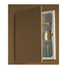NuTone 622 Frameless-Single-Recessed