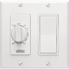 Broan 63W Bathroom Fan Wall Control