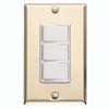 Broan 65W Bathroom Fan Wall Control