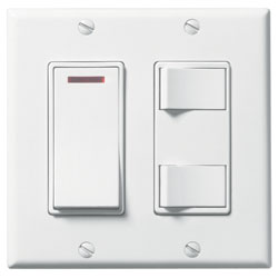 Broan 685WL Bathroom Fan Wall Control