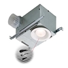 NuTone 744SFLNT Exhaust Fans Recessed Fan/Light with Humidity Sensing
