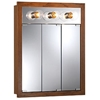 "NuTone 755395 24""W x 30""H - Honey Oak/Lighted Cabinet"