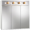 "NuTone 755435 30""W x 28""H - Classic White Wood Cabinet"