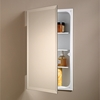 NuTone 823P24WH Single-Door Recessed Cabinets
