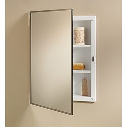 NuTone 84018CH Recessed Steel Cabinets