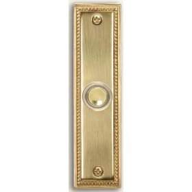 Zenith 887 Wired Door Bell Push Button