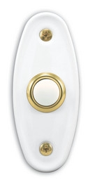 Zenith 940 Wired Door Bell Push Button