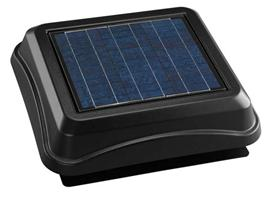 Solar Attic Fan Broan 345SO
