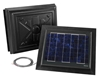 BROAN 355RSOBK Solar Pav, Remote Mount with Black UV Enhanced Abs Trim