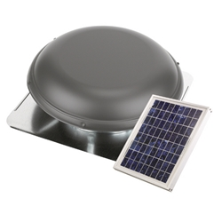 Air Vent SP8WW - SolarCool - Solar Powered Roof-Mounted Attic Vent (NPSP8WW)