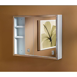 NuTone B704850 Sliding Door Surface Mount Cabinets