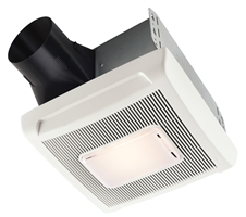 Nutone AN80L InVent Exhaust Fan and Light