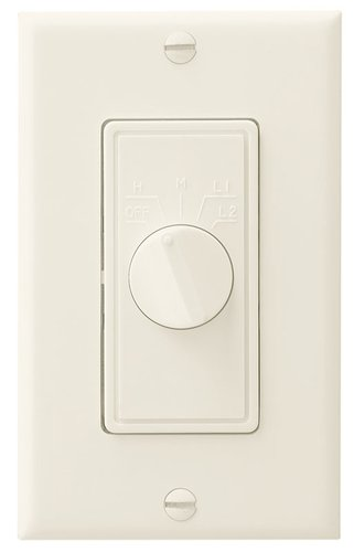 Broan 78V Bathroom Fan Wall Control