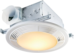 Nutone 8663RP Exhaust Fan/Light