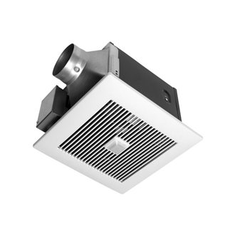 Panasonic FV08VKM2 WhisperGreen® 80 CFM Premium Ceiling Mounted Continuous and Spot Ventilation Fan