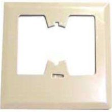 Nutone 397 Vacuum System Wall Inlet Frame
