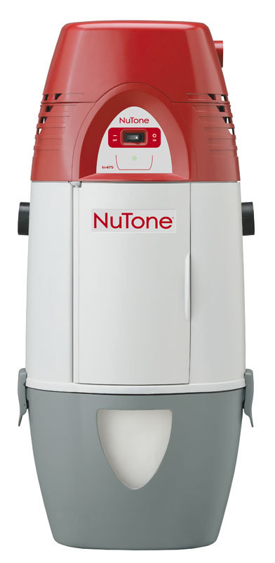 Nutone VX475 Vacuum System Power Unit