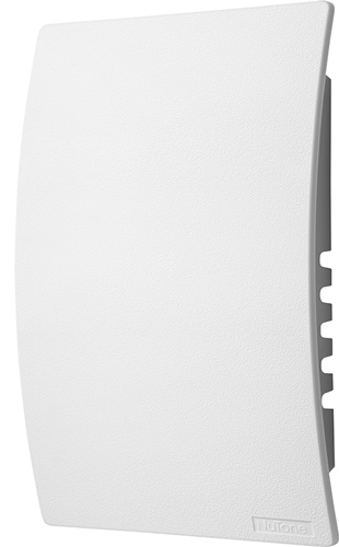 Wireless/Wired Door Chime - Nutone LA600WH