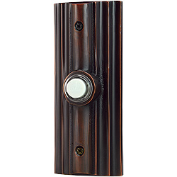 Nutone NB0031RB Door Chime Push Button