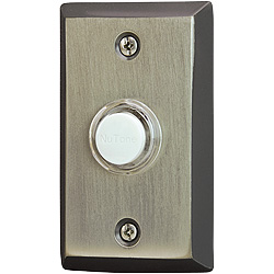 Nutone NB2133P Door Bell Push Button
