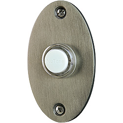 Nutone NB5575P Door Bell Push Button