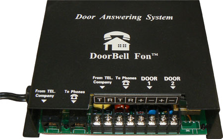 M-Series Door Station Kit - Fon DP38BZM - DP38BZM