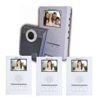 Cyrex HFX700M-4 Comelit Video Intercom System