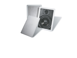 Music and Sound S50W Recessed Wall Speakers-50 Watt - 6 1/2""