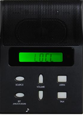 Intrasonic I1000R Music Intercom Room Station
