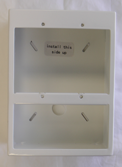 Intrasonic Patio Surface Mount Box