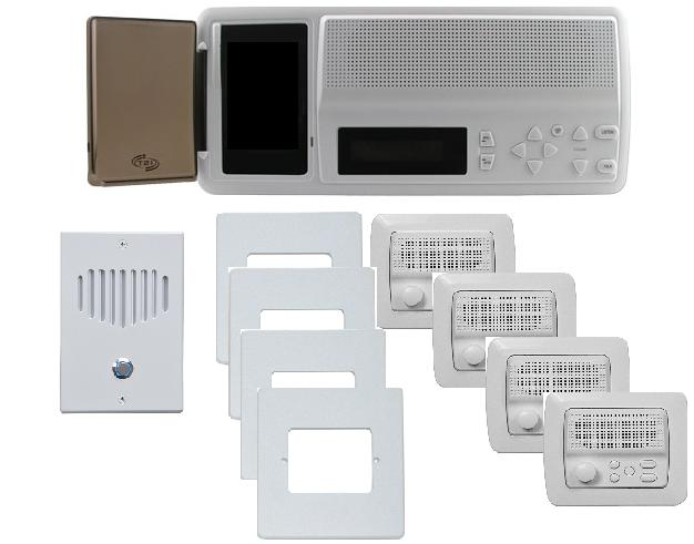 Intrasonic Retro Intercom Kit