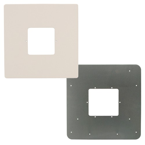 Intrasonic Intercom Room Station Trim Plate