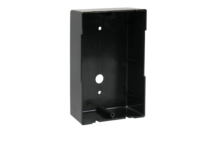Linear MSDS3BX Intercom Door Station Enclosure (Black)