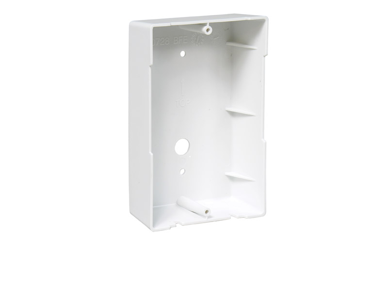 Linear MSDS3BW Intercom Door Station Enclosure (White)