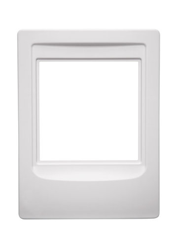 NuTone NF300RWH Indoor Remote Station Retrofit Frame - White