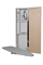 Ironaway AE-42 In Wall Ironing Board