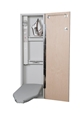 Ironaway E-42 In Wall Ironing Board