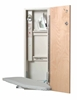Ironaway A-42 In Wall Ironing Board